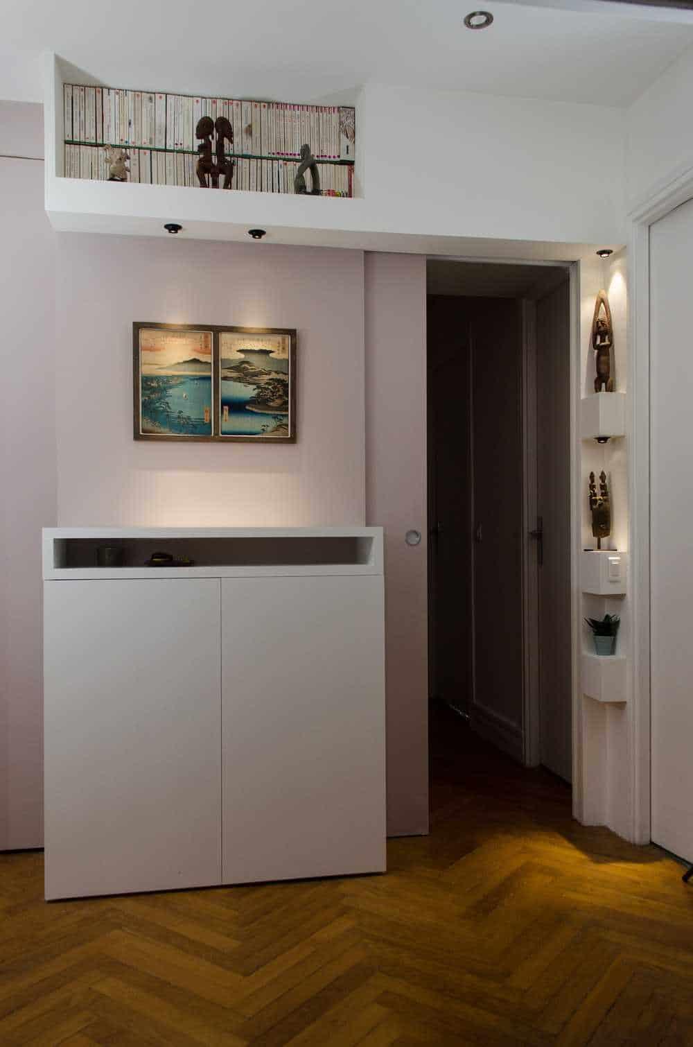 Accueil, Rénovation Appartement Paris
