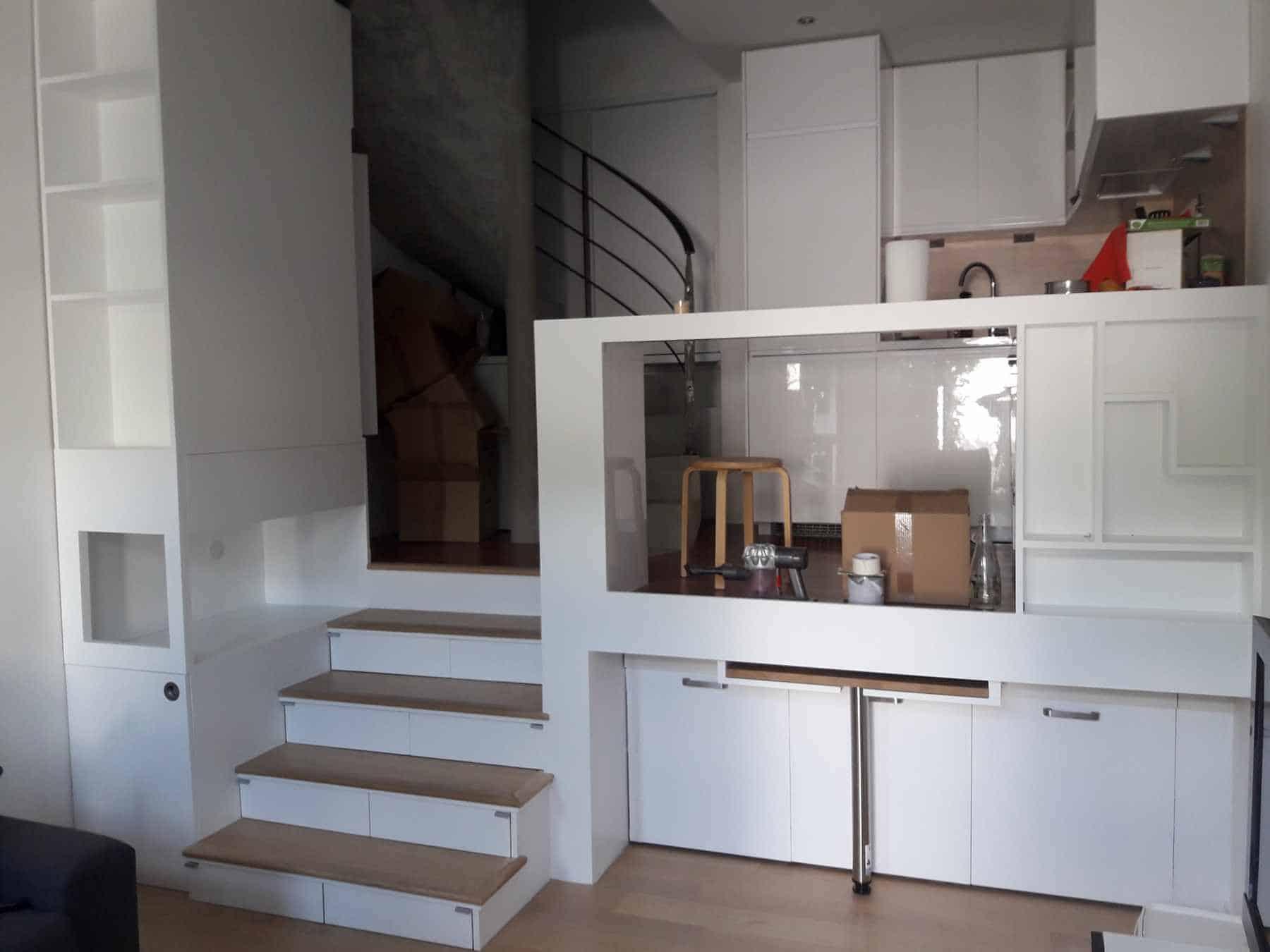 rénovation appartement paris parisien