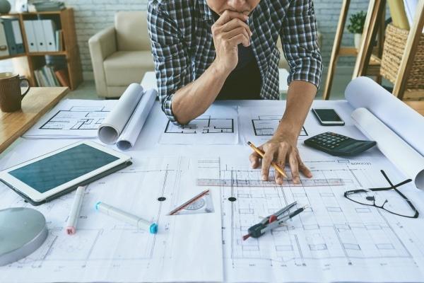 L'avantage d'un architecte d'intérieur pour le suivi de vos travaux