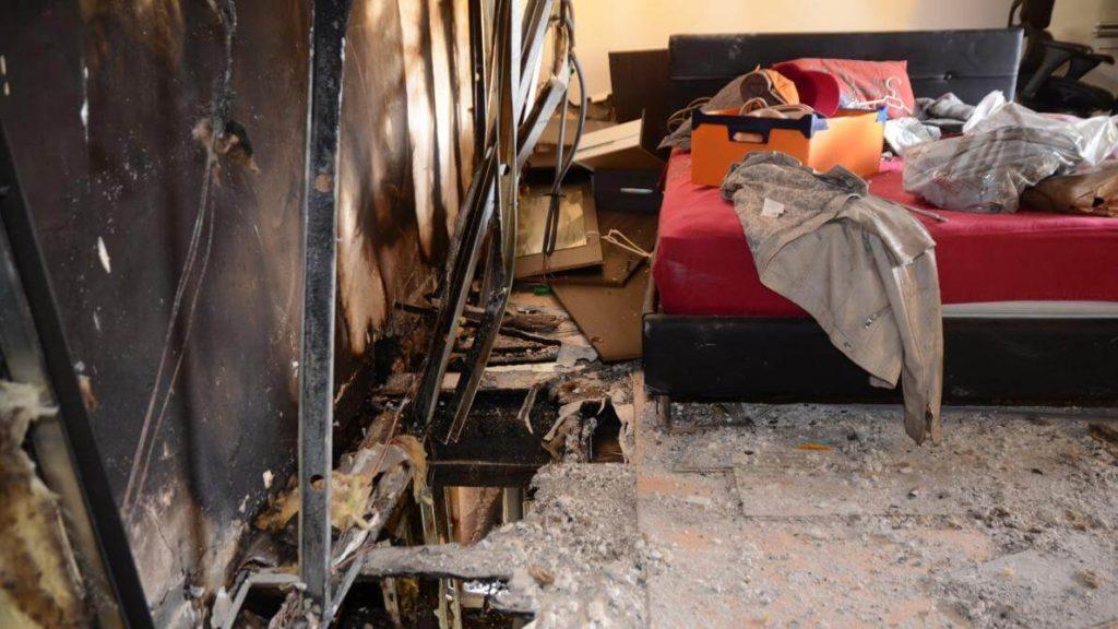 Rénovation d'un appartement suite à un incendie